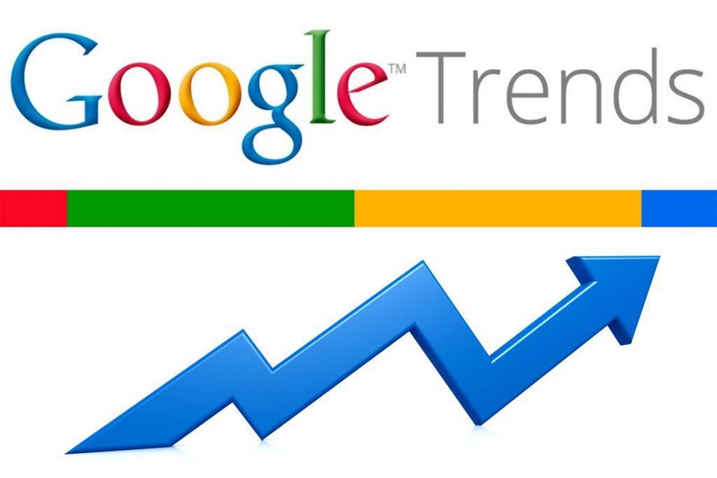 Google Trends за България 2019