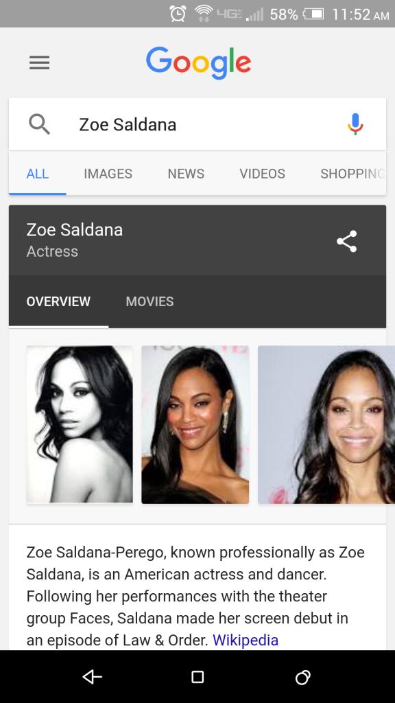 Google Voice Search и актуализацията на Колибри 01