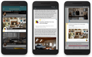 Google Responsive Display и AMP реклами