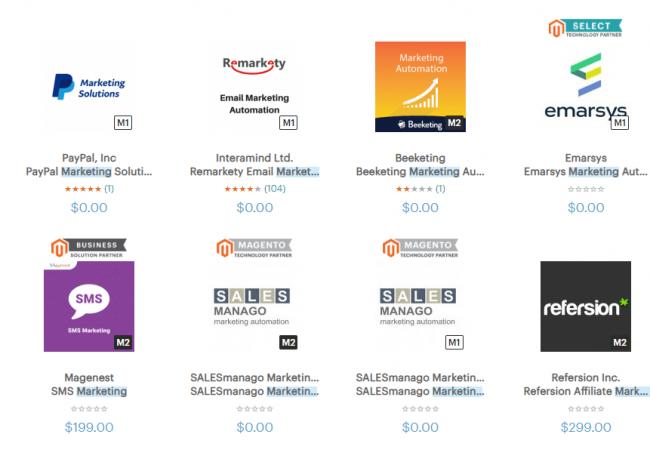 Magento Review: SEO и маркетинг