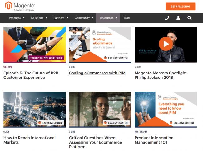 Magento Review: поддръжка на клиенти